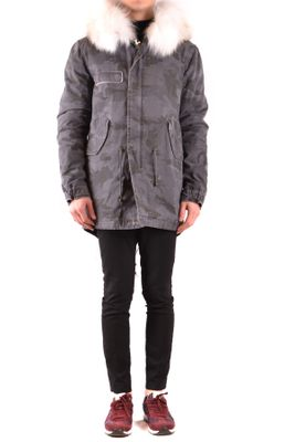 Mr & Mrs Italy Parka in Grey