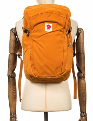 Fjallraven Ulvo 23L Backpack - Red Gold Colour: Red Gold