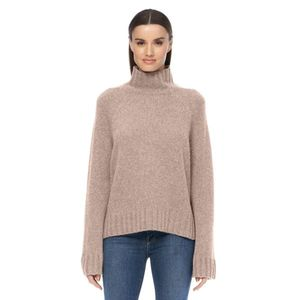 360 Cashmere Leighton Jumper In Teal