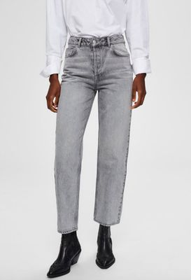 Kate straight blast grey jeans