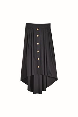 Humility Jupe Skirt in Navy HB1088