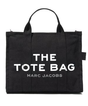 Marc Jacobs The Small Traveler Tote Bag Colour: Black