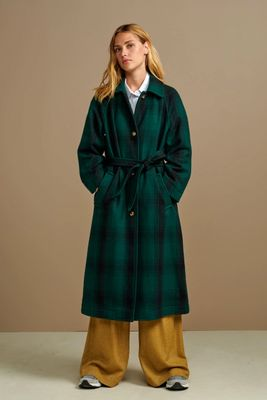 Bellerose Vermont Check Coat