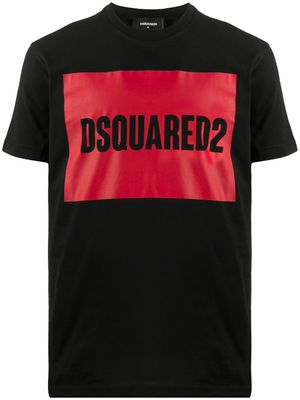 Dsquared2 Shirt With Printed Logo