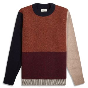 Oliver Spencer Blenheim Jumper - Multi Panel