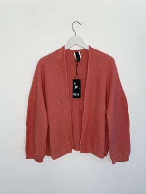 Pour Moi knitted cardigan 2024 in Rosa