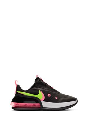 NIKE WOMEN'S CW5346001 BLACK SYNTHETIC FIBERS SNEAKERS