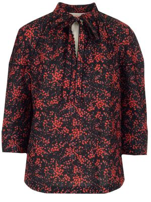 SEE BY CHLOÉ WOMEN'S CHS21SHT38022935 RED OTHER MATERIALS BLOUSE