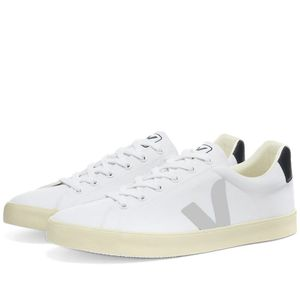 Veja Esplar SE Canvas Sneaker White, Oxford Grey & Nautico