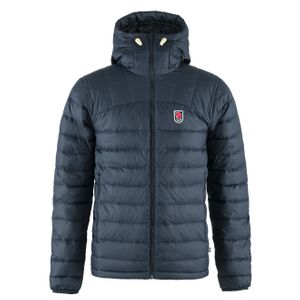 Fjallraven Expedition Pack Down Hoodie Navy