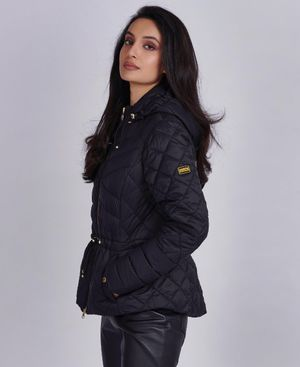 Womens Barbour Drifting Quilt Jacket