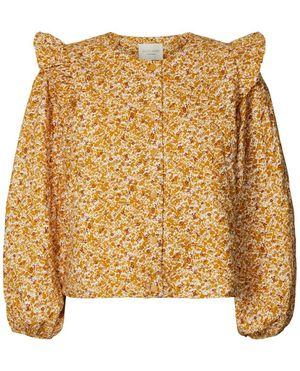 Lollys Laundry Lilly Mustard Jacket