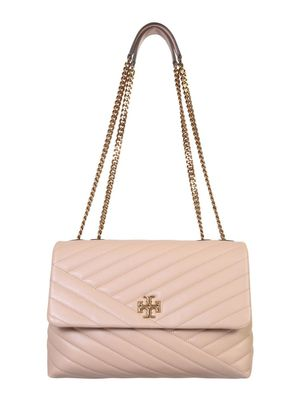 TORY BURCH WOMEN'S 58465288 PINK LEATHER SHOULDER BAG