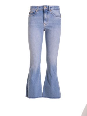 Versace Jeans Couture 5-pocket flared jeans
