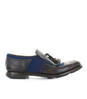 CHURCH'S Low shoes Loafers Men Brown