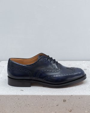 Church's oxford lace Burwood