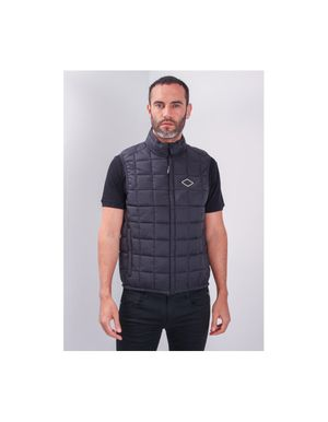 Replay Recycled Gilet Colour: Black