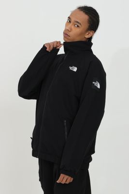 The North Face Windbreaker with zip and internal network and zip pockets