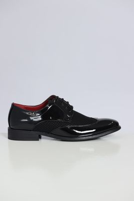 Gian Marco Venturi Al0035 Elegant Shoes With Strings