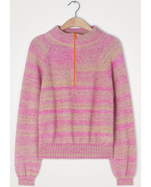 American Vintage Hyzrow Pink Knit