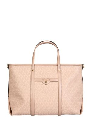 MICHAEL KORS WOMEN'S 30T0GKNT1B857 PINK OTHER MATERIALS TOTE