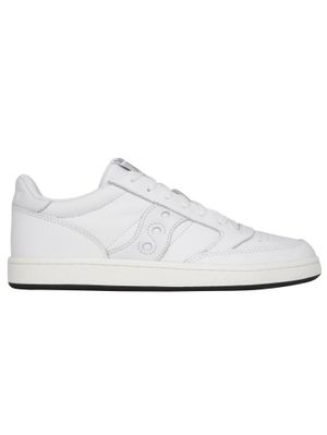 SAUCONY MEN'S 705554 WHITE OTHER MATERIALS SNEAKERS
