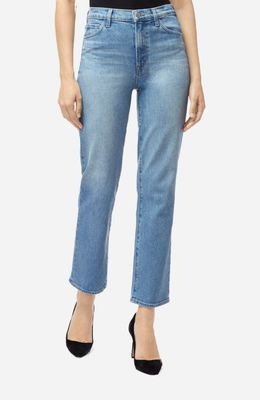 J Brand Jules High Rise Ankle Straight Marcella