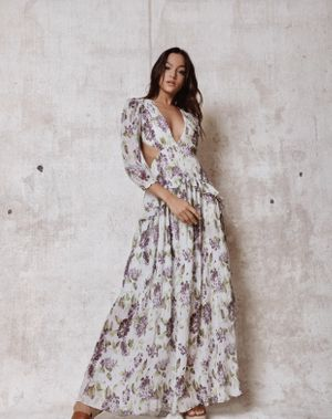 The Runway Floral Dress