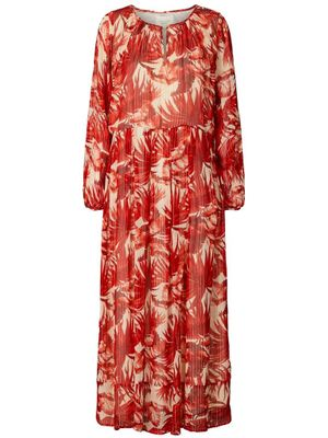 Lolly's Laundry Luciana Maxi Dress in Red
