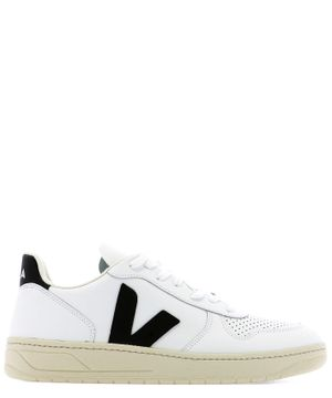 VEJA MEN'S VX020005M WHITE OTHER MATERIALS SNEAKERS