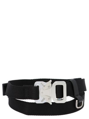 ALYX WOMEN'S AAUBT0035FA01BLK0001 BLACK OTHER MATERIALS BELT
