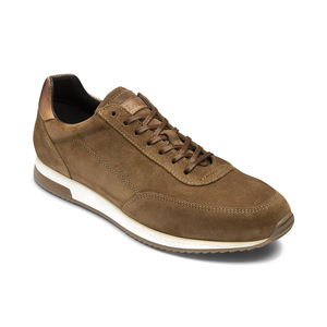Loake Mens Bannister Cemented Sole Trainer