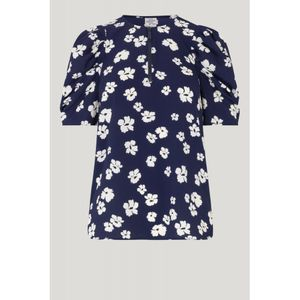 Baum und Pferdgarten McKenzie Top in Patriot Blue Floral
