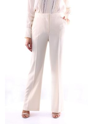 SEE BY CHLOÉ WOMEN'S CHS20SPA02012CREMA BEIGE OTHER MATERIALS PANTS