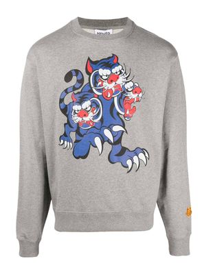 Kenzo SEASONAL LOGO CLASSIC SWEAT