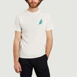 Dino t-shirt  WHITE PS by PAUL SMITH