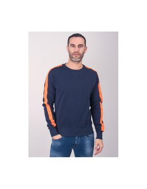 Parajumpers Armstrong Sweatshirt Colour: Navy