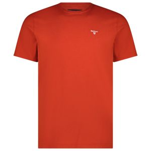 Barbour Sports Tee Paprika