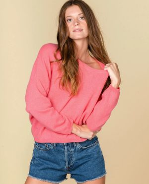 Absolut Cashmere Alicia Pink Knit