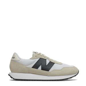 New Balance 237 Trainers Turtle Dove / Black