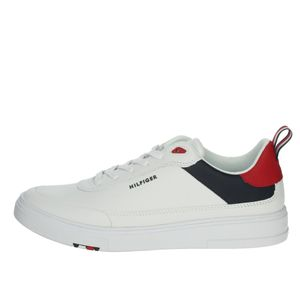 Tommy Hilfiger Sneakers Uomo BIANCO