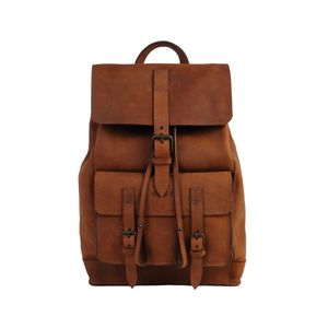 The Dust Italy Mod 102 Backpack Heritage Brown Heritage Brown