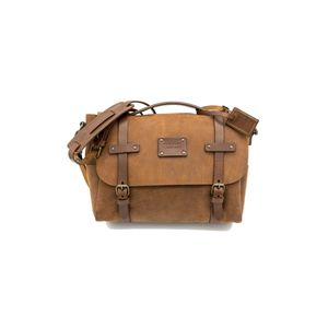 The Dust Italy Bag Mod 161 Heritage Brown Heritage Brown