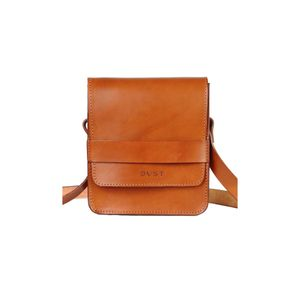 The Dust Italy Mod 114 Bag Cuoio Brown Cuoio brown