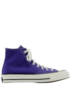 CONVERSE MEN'S 170550CC106 PURPLE OTHER MATERIALS SNEAKERS