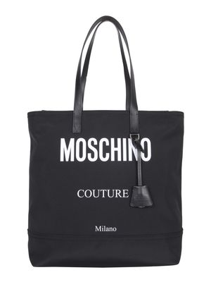 Moschino TOTE BAG WITH LOGO