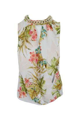 Guess by Marciano TROPICAL BOUQUET TOP