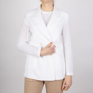 BLAZER A3229PXF DOUBLE BREASTED TAILORED WHITE