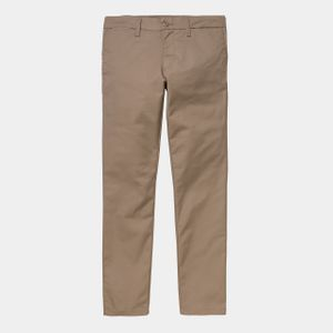 Carhartt WIP Sid Pant Chino - Leather