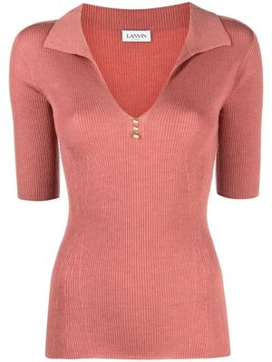 Lanvin Sweaters Pink
